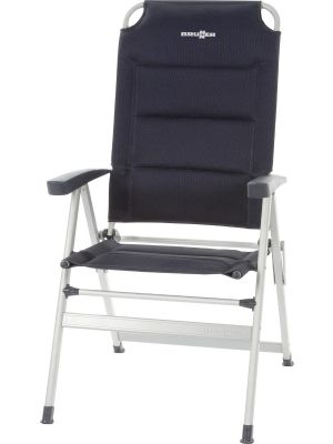 Brunner Kerry slim hover chair in anthracite
