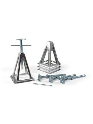 ALU JACKS/STEADIES (PAIR)