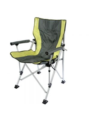 Raptor Camping Chair LIME GREEN