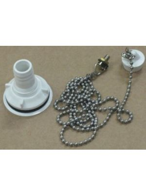 Waste Water Outlet (Plug & Chain)